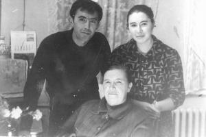 19. Урал, Алия и Евгения