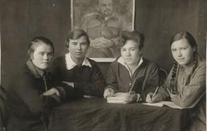 2. Студенческие годы Евгении в Томске