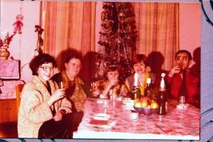 29. Новый год 1979 на Вишневой