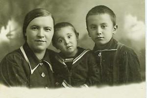 3. Евгения, Соня и Алтай