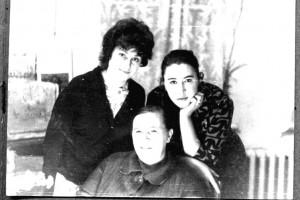 31. Евгения, Алия и Люда