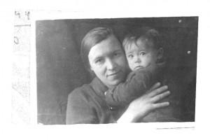 4. Евгения и Урал 1945