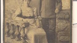 Евдокия и Яков Родители Евгении
