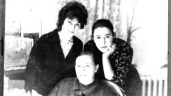 Евгения, Алия и невестка Люда
