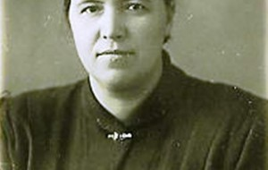 Евгения Степановна