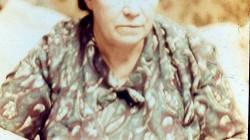 Евгения Степановна Аманжолова -мама и бабушка