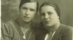 Сестры Женя и Аня