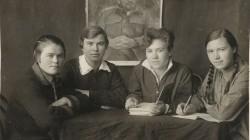 Студенческие годы Евгении в Томске